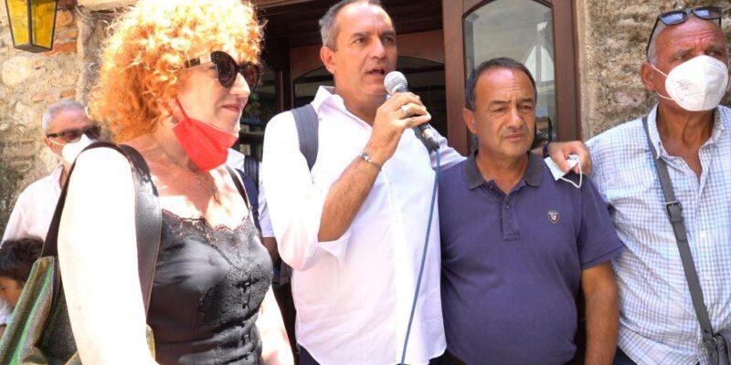 """De Magistris: """"Lucano è un simbolo di umanità e di fratellanza universale"""""""