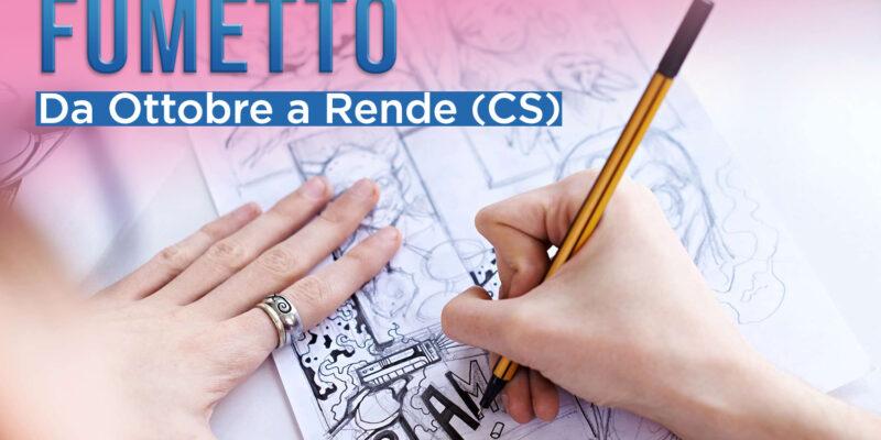 Rende: Da Ottobre riparte il corso di fumetto della Scuola di Arti VisiveNero Su Bianco
